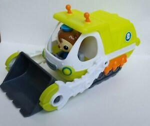 Octonauts GUP Y Mission Vehicle Bulldozer & Shellington Figure (Mattel, 2014)