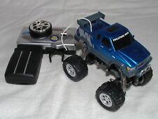 Fast Lane SSMT 1/32 RC Vintage - Monster Truck 4x4 - Siku Control Crawler - Used