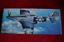 "MAQUETA AVION P-51D MUSTANG ""JUMPIN-JACQUES"" HASEGAWA AP20  1:72"