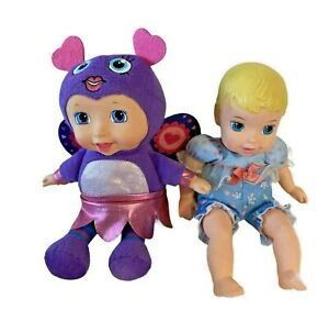 Dolls Disney My First Princess Cinderella & Baby Tender Hearts With Magic Sounds