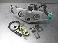 2003 Suzuki V-Strom DL100 Upper Triple Tree Ignition Switch Lock Set with Key