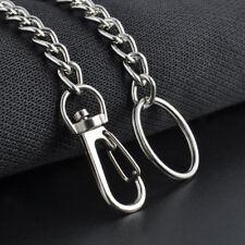 Silver Hip hop Biker Metal Trucker Waist Chain Keychain Jean Wallet Punk Gift
