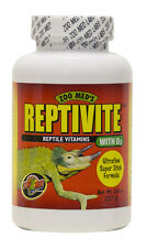Zoo Med Reptivite 8oz   Free Shipping