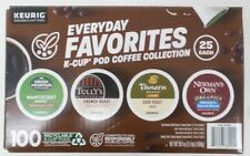 New listing Keurig Everyday Favorites Coffee Collection K-Cup Pods, Variety Pack, 100-count