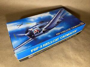 Hasegawa 1996 F6F-3 Hellcat 'Catmouth'