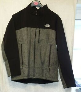 The North Face Apex Bionic Jacket Grey/Black Mens Size XL