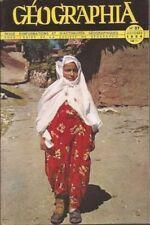 GEOGRAPHIA N 37 .OCTOBRE 1954./LANGLO-IRANIEN OIL/TURQUIE,NOMADISME...TBE