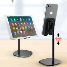 Universal Metal Desk Cell Phone Stand Tablet Holder For iPad Pro iPhone HUAWEI