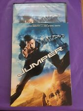JUMPER DVD new sealed with cover widescreen fullscreen double sided