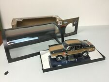 Highway 61 1966 Plymouth Hemi Under Glass Bob Riggle 1:18 Diecast w/ Box