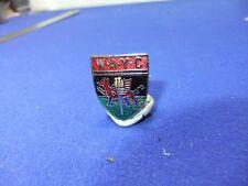 vtg badge wayc welsh association of youth clubs premier badges london 50s 60s ?