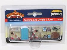 "Bachmann Branchline OO 36-048 Building site details & Tools ""NEW"" FNQHobbys"