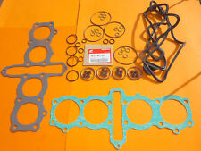 GENUINE HONDA CBX 550 82-87 VALVE SEAL 12209 MA6 003 HEAD ROCKER GASKET SET.