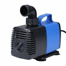 1000GPH Submersible Clean/Dirty Water Pump 45W Swimming Pool Pond Flood Drain