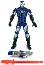 Marvel Iron Man 2 2010 IRON MAN (STARK RACING ARMOR) (CONCEPT SERIES #40) Loose