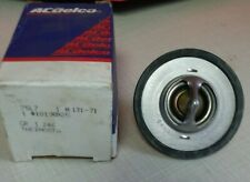 NOS Engine Coolant Thermostat ACDelco GM Original Equipment 131-71