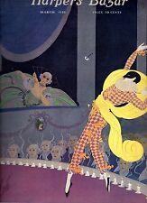 Harper's Bazar (Bazaar) - Vol. LV, NO. 3  - March, 1920