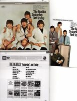 ★☆★ CD The BeatlesYesterday and Today - Butcher sleeve | Mini LP Mono & St ★☆★