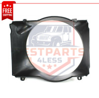 NEW Fan Shroud, FO3110112 E5TZ8146H for Ford F-150 / F-250 / Bronco