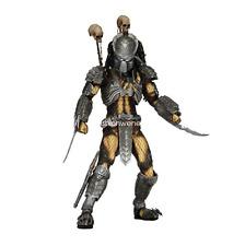 NECA Alien VS Predator Series 14 Scar Predator Unmasked 20cm PVC Action Figure