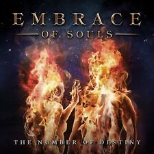 Embrace Of Souls -  The Number Of Destiny  CD DIGIPACK
