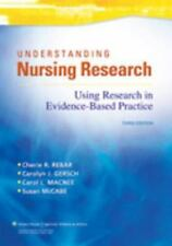 Understanding Nursing Research : Using Research in Evidence-Based Practice