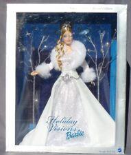 Barbie HOLIDAY VISIONS Winter Fantasy NOEL 2003 Mattel B2519 Noel boite NRFB