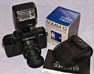 Yashica - CONTAX 167MT : ML 50 : TLA20