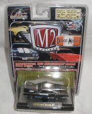 M2 Machines 1970 Ford Torino GT Chrome chase car