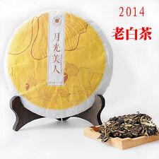 Yunnan Organic Moonlight Beauty Buds puer Pu'er Pu erh Tea Raw Cake 2014 Year