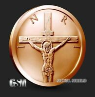 1 oz Copper Round - Crucifixion