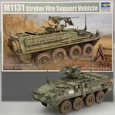 TRUMPETER 1/35 M1131 STRYKER FIRE SUPPORT VEHICLE KIT 00398