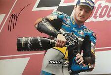 Jack Miller signed Moto GP 12x8 photo Image C UACC AFTAL Registered Dealer