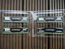 Crucial DDR3 RAM (PC3-12800) Ballistix Sport 32GB-Kit (8GBx4) DIMM 240-Pin