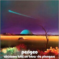 PERIGEO Abbiamo tutti un blues da piangere LP+CD  Italian Prog