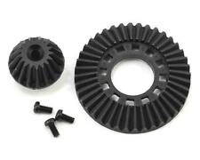 Yokomo Graphite Ring Gear & Drive Gear (for Front One Way & Solid Axle)
