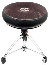 Roc n Soc Round Stool & Gibraltar Base - Grey