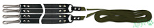 Double Riding Equestrian Horse Reins Rope Bridles Equitation Strap Harness Pony