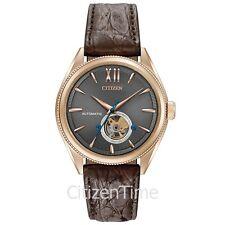 -NEW- Citizen Signature Grand Classic Automatic Watch NB4003-01H