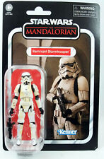 HASBRO STAR WARS VINTAGE COLLECTION REMNANT STORMTROOPER + BLISTER CASE ,NUEVO