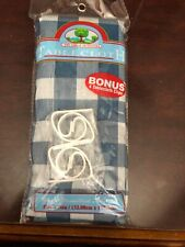 The Great Outdoors Tablecloth with 4 Tablecloth Clips NEW