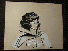 1960's SUB-MARINER TV Animation Cartoon Production Art LADY DORMA Sc30 9F4