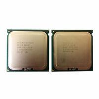 2pcs Intel Xeon X5470 Quad-Core 3.3 GHz 12M 1333MHz Processor Socket J 771 CPU