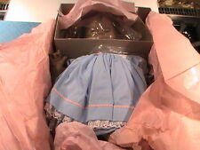 "MADAME ALEXANDER 18""  Vintage PUSSY CAT 5130 Black Dark Hair w/Box MINT!"