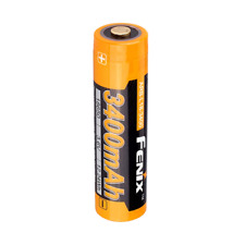 Fenix ARB-L18-3400 Protected 3.6V 3400mAh 18650 Rechargeable Li-ion Battery