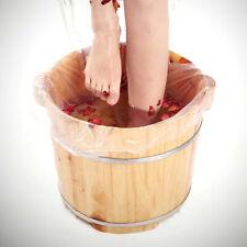 65*50cm 90Pcs Disposable Foot Tub Liners Bath Basin Bags Foot Spa Pedicure Tools