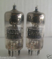 (( 2 )) LINDAL 6JD6 Tube Made in Japan Tests Good