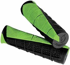 SCOTT DEUCE ATV GRIP (BLACK/GREEN) 217892-1043