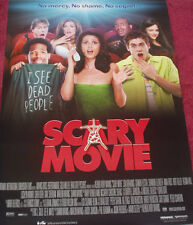 Cinema Poster: SCARY MOVIE 2000 (One Sheet) Carmen Electra