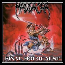 Massacra-final Holocauste (re-ISSUE + BONUS) CD NEUF
